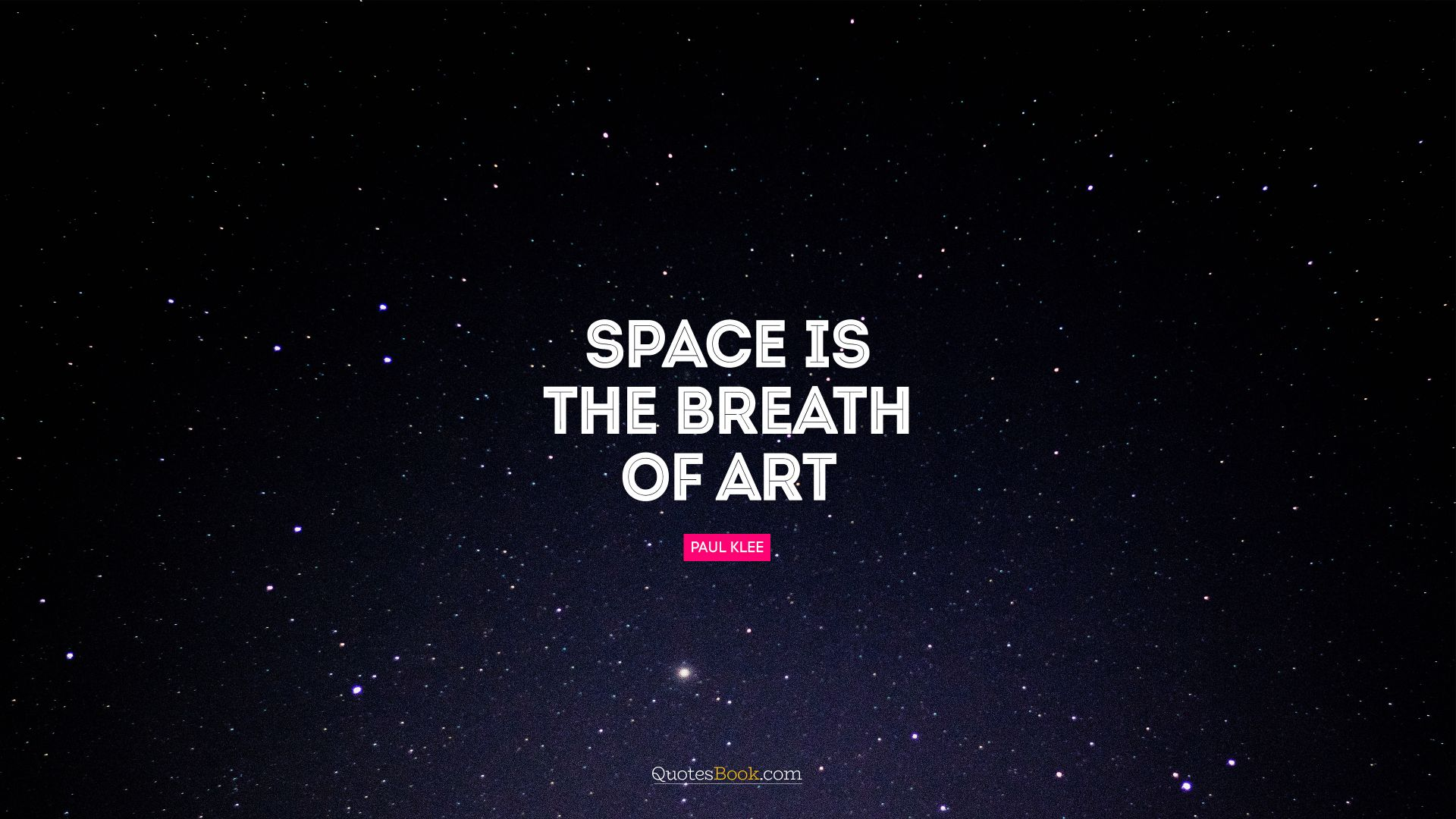 Space is the breath of art. - Quote by Frank Lloyd Wright
