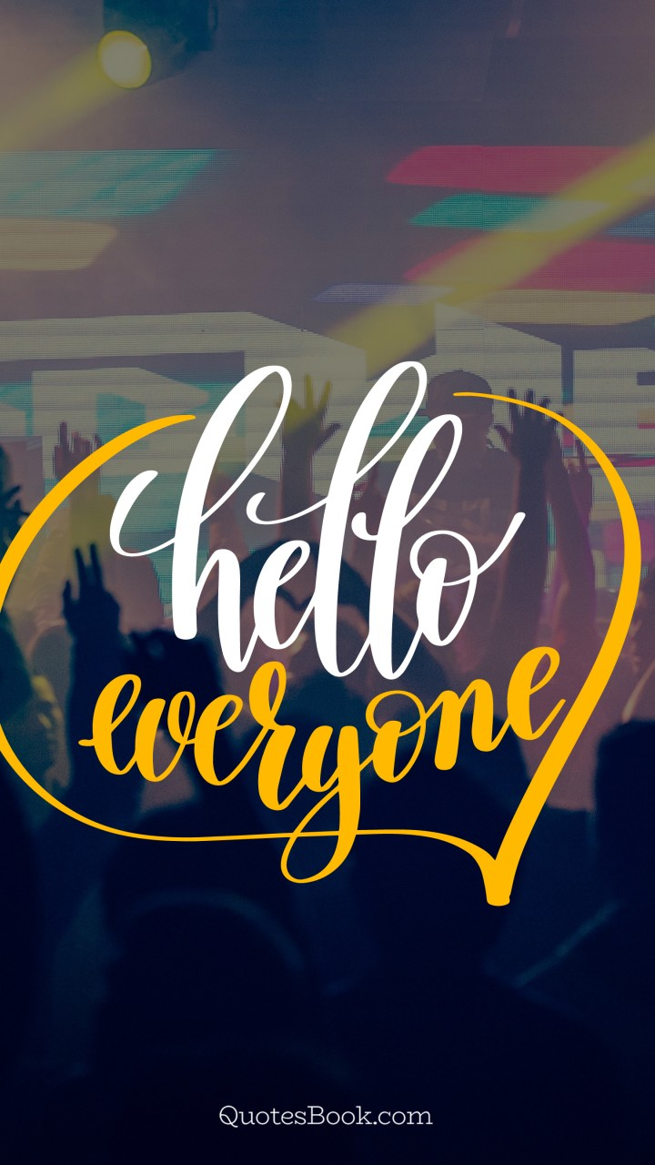 Stunning Hello Neon Sign Hire | Melbourne | $80