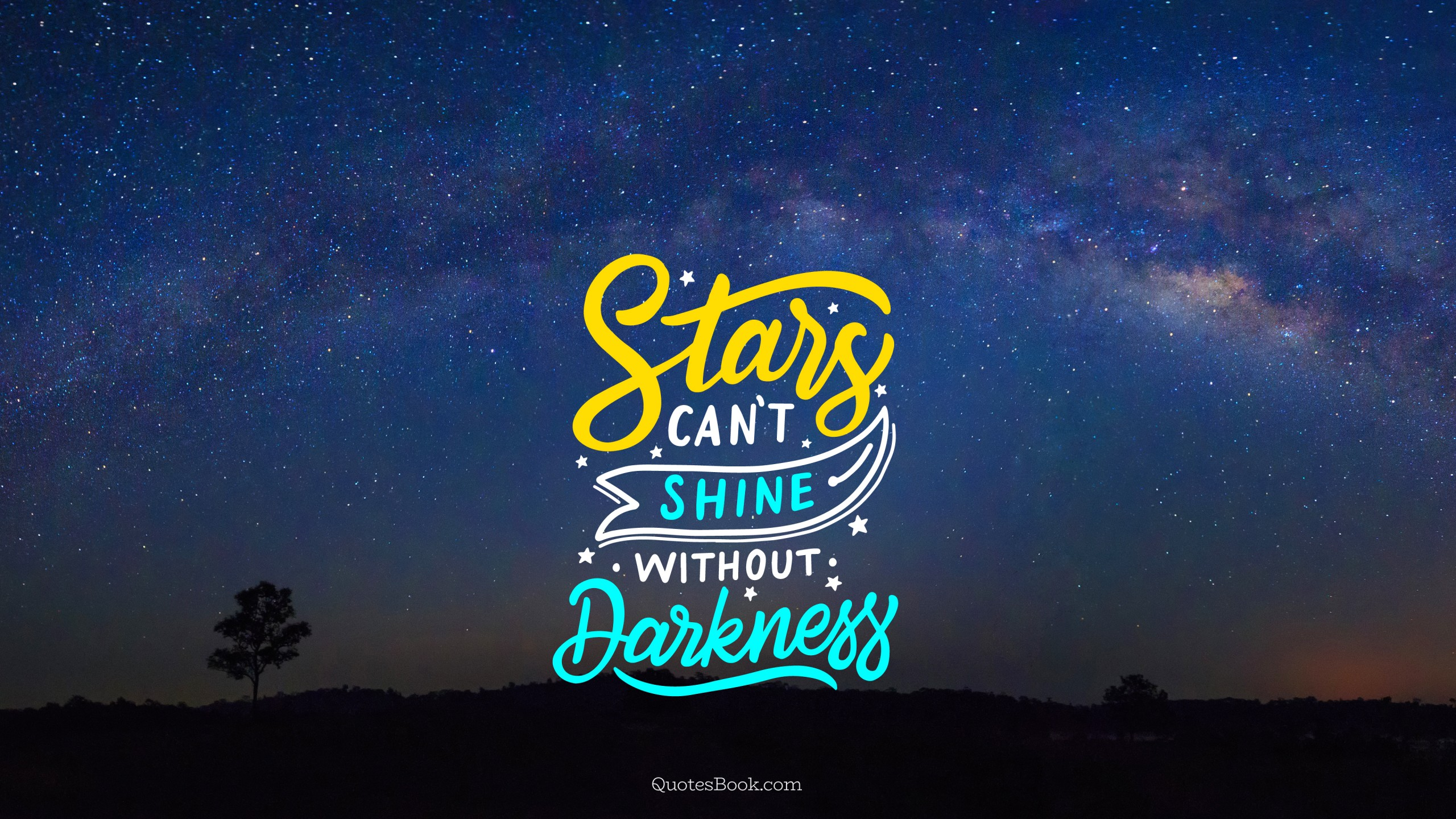 Stars Cant Shine Without Darkness Page 3 Quotesbook